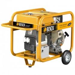 Generador monofásico Benza YD 5000CD
