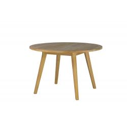 Mesa de comedor redonda modelo Edson.