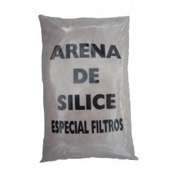 Arena de Sílice 25kg