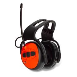 Protector Auricular con Radio FM