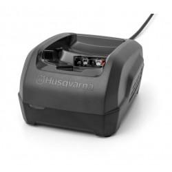 Crgador Baterias Husqvarna QC250
