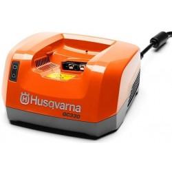 Crgador Baterias Husqvarna QC330