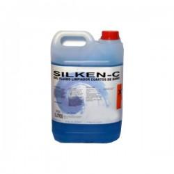 Limpiador Cuartos De Baño Silken-c