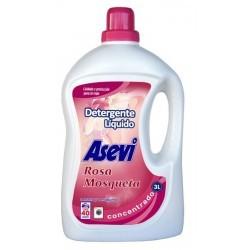 Detergente Liquido Asevi.