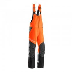 Pantalón protección Technical con tirantes Husqvarna
