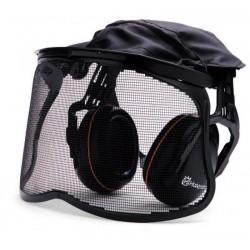 Protector auricular con visor de red Husqvarna