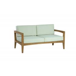 Sofá de dos plazas modelo Vernom