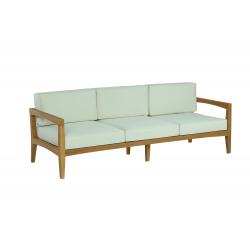 Sofá de tres plazas modelo Vernom