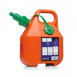 Bidon Combustible Husqvarna Naranja 6L