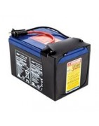 Baterías para propulsores acuáticos